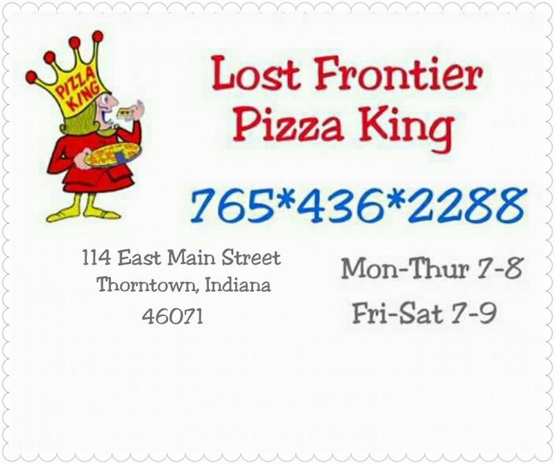 The Lost Frontier & Pizza King